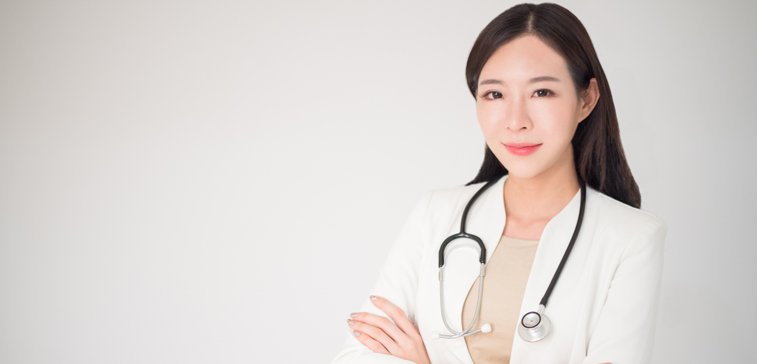 Lady Doctor in Healthsprings Singapore