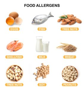 Skin Allergy Treatment in Singapore | Food Allergy