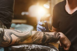 MYTH #3 Since laser removals are quick and easy, impulse tattooing is fine
