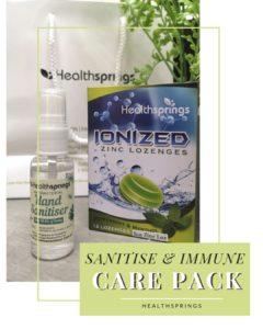 Healthsprings Care Pack