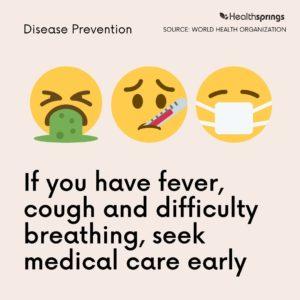 seek medical care