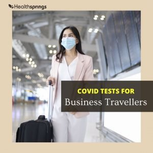 Swab Tests for Business Travellers