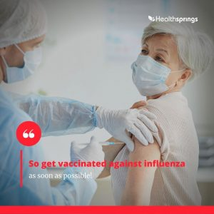 So Get Flu Vaccination