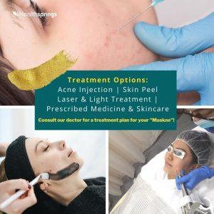 Broadband light (BBL) and laser treatments